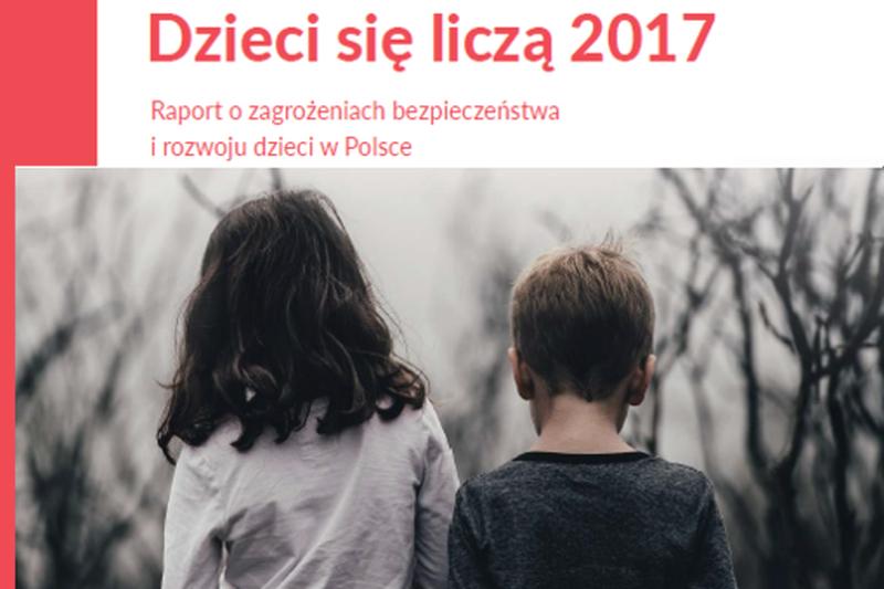 Raport - dzieci się liczą